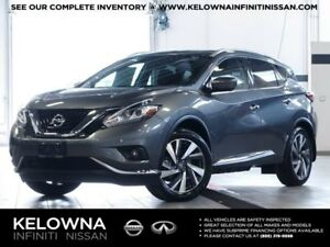 2017 Nissan Murano 2017.5 Platinum All-wheel Drive