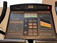 Diamondback 1000 series gym bike with computerised exercise programe
