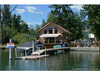 Easy Summer Living with 75 feet of Waterfront