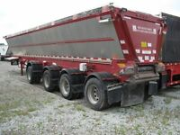 *A-Z* & Owner Operators ONTARIO WORK that have Dump, Live-bottom