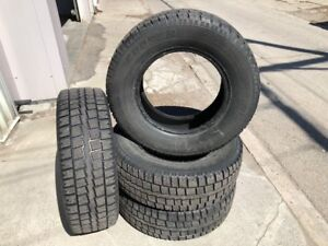 Cooper Discovery Winter Tires for Sale off Jeep Liberty