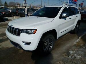 2017 Jeep Grand Cherokee 4x4 Limited Leather SunRoof Remote Star