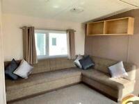 3 bedroom caravan * * Centre lounge Special * * Choice of plot - DOVERCOURT
