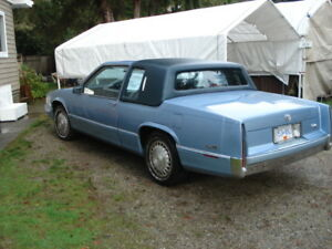 1989 Cadillac DeVille Coupe (2 door)