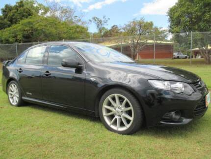 2013 Ford Falcon Sedan XR6 Westcourt Cairns City Preview