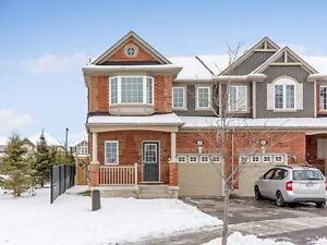 Spacious Bright Townhome For Rent In Milton. AVAIL IMMEDIATELY!