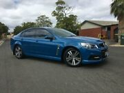 2014 Holden Commodore VF MY14 SV6 Blue 6 Speed Sports Automatic Sedan Nailsworth Prospect Area Preview