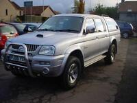 Mitsubishi L200 2.5TD DOUBLECAB 4X4 Pick-Up Trojan(2006)