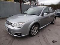 FORD MONDEO 2.2 ST TDCi 155~56/2006~5 DOOR HATCHBACK~6 SPEED MANUAL~JUST 79k