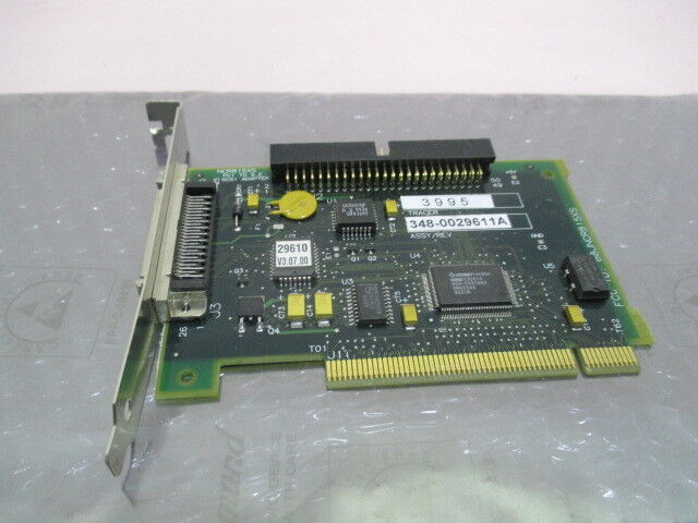 Symbios 348-0029611A, NCR815XS, PCI to S.E. SCSI Adapter. 416503