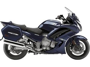 2016 Yamaha FJR 1300 ES