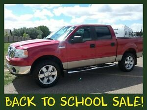 2007 Ford F-150 SuperCrew 4x4 XLT **OFFROAD PKG**