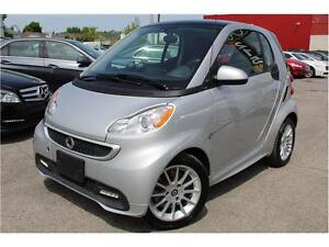 2013 SMART FORTWO PASSION NAVIGATION/PANORAMIC/CLEAN CARPROOF
