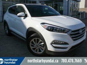 2018 Hyundai Tucson APPLE CAR PLAY/LEATHER/SMART LIFTGATE/NAV/BL