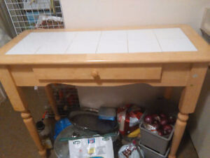 Discounted Tile Table, Student Desk with Chair &Kids Table Chair