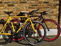 Quelle Fixed Gear Bicycles (QUICK SALE)