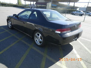 1999 HONDA PRELUDE FOR PARTING OUT