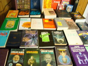 Numerous Spiritual Occult Books Available