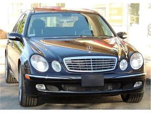 2006 Mercedes-Benz E-Class 3.5L 4MATIC E350