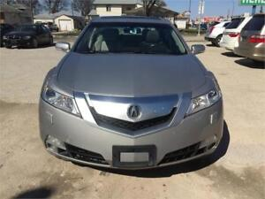2009 Acura TL w/Nav Pkg Leather! Heated Seats! Back up Cam!