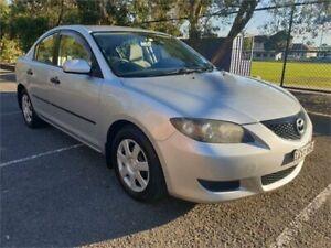 2006 Mazda 3 BK Neo Silver 4 Speed Auto Activematic Sedan Granville Parramatta Area Preview