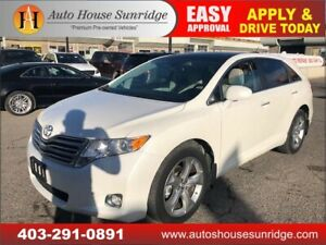 2009 Toyota Venza  LEATHER HEATED SEATS SUNROOF PUSH START CAMER