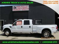 2010 Ford Super Duty F-350 XLT FX4 Crew Cab Long Box Dually