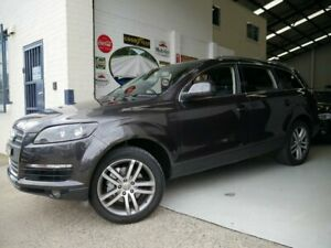 2006 Audi Q7 TDI Charcoal Grey Sports Automatic Wagon Rydalmere Parramatta Area Preview