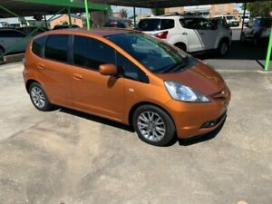 2010 Honda Jazz Limited Edition Gold Automatic Sedan Casino Richmond Valley Preview