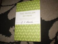 c.s.lewis the problem with pain 2012 paperback