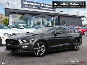 2016 FORD MUSTANG V6 SPORT  1OWNER WARRANTY NOACCIDENT 34KM