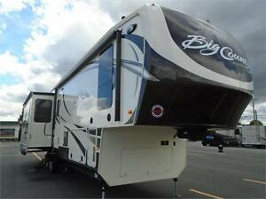 2016 Big Country 3450TS Fifth Wheel