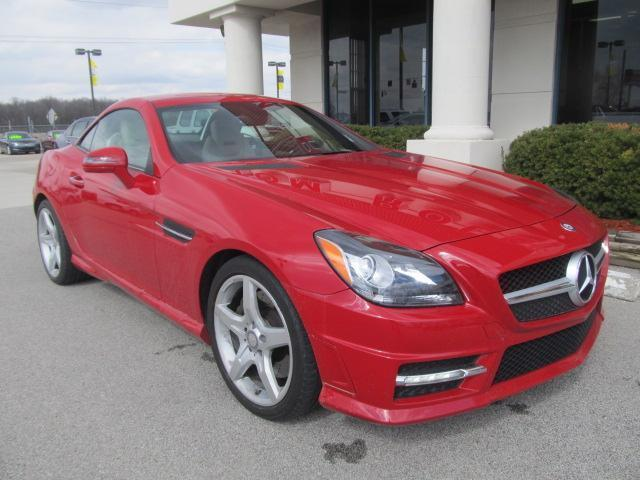 2013 Mercedes-Benz SLK-Class  For Sale