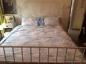 King Size Ikea Double Bed