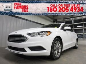2017 Ford Fusion SE. Text 780-205-4934 for more information!
