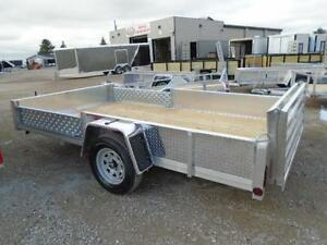 12' ALUMINUM UTILITY - TONS OF FEATURES AT A LOW PRICE! London Ontario image 6