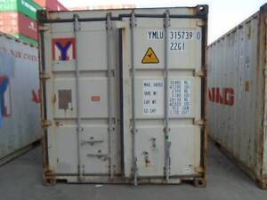 20' Cargo Worthy Shipping Containers ON SALE-STANTHORPE $2210+GST Stanthorpe Southern Downs Preview
