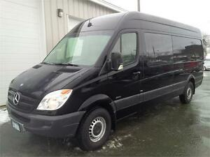 2013 Mercedes-Benz Sprinter Cargo Vans EXT