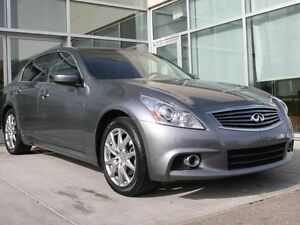 2012 Infiniti G37x LEATHER INTERIOR/BACK UP MONITOR/HEATED FRONT