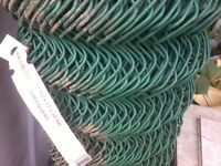 """chain link fence 6"""" -50ft"""