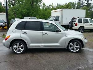 2004 Chrysler PT Cruiser cuir turbo Berline