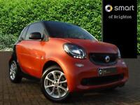 smart fortwo coupe PASSION 2016-03-05
