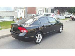 2008 HONDA CIVIC- AUTOMATIC- FULL EQUIPER- 148km- 4700$