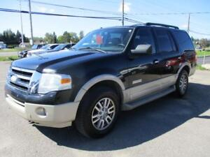 2008 Ford Expedition Eddie Bauer  8 places cuir mags garantie