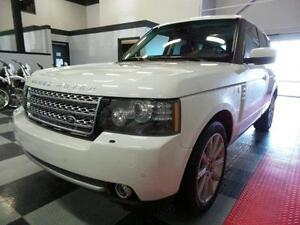 2012 Land Rover Range Rover Supercharged  !!! WOW !!!