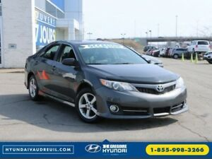 2012 Toyota Camry SE AUTO CUIR BLUETOOTH MAGS