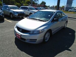 2010 Honda CIVIC EX 2 DOOR