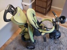 4in1 smart trike. Great condition. From 10months up.