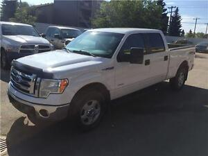 2012 Ford F-150 XLT Super Clean! Priced to sell! Ecoboost! Edmonton Edmonton Area image 1