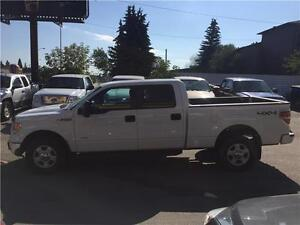 2012 Ford F-150 XLT Super Clean! Priced to sell! Ecoboost! Edmonton Edmonton Area image 2